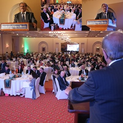 25th Annual Meeting: Pakistan Association of Plastic Surgeons – Evening Ceremony