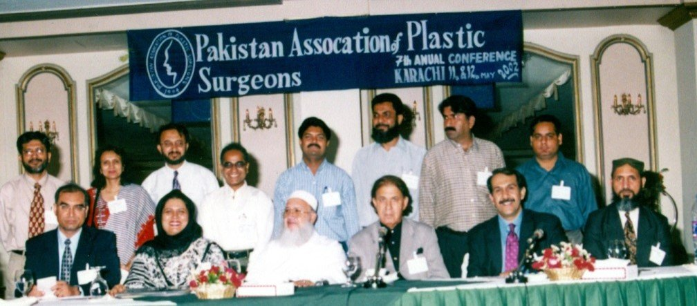 Pakistan Association of Plastic Surgeons – Journey So Far