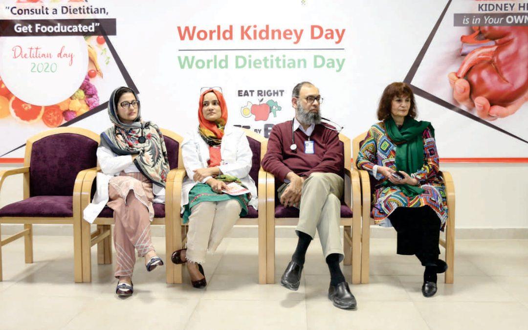 World Kidney Day & World Dietitian Day
