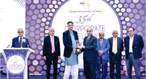 Shifa wins 35th Corporate Excellence Award by Management Association of Pakistan in Healthcare Sector