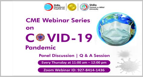 CME Webinar Series on COVID-19 Pandemic
