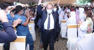 SHIFA INTERNATIONAL HOSPITAL ISLAMABAD RE-ACCREDITED BY JOINT COMMISSION INTERNATIONAL (JCI)