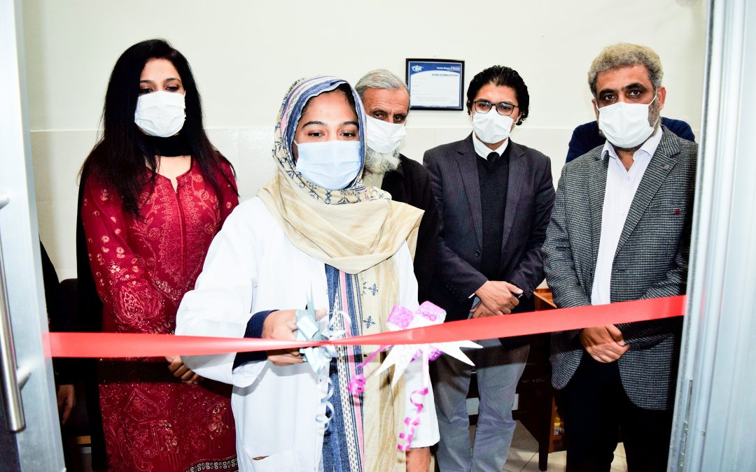 SIH Inaugurated Outreach OPD Clinics at Lab Collection Points in Rawalpindi & Islamabad