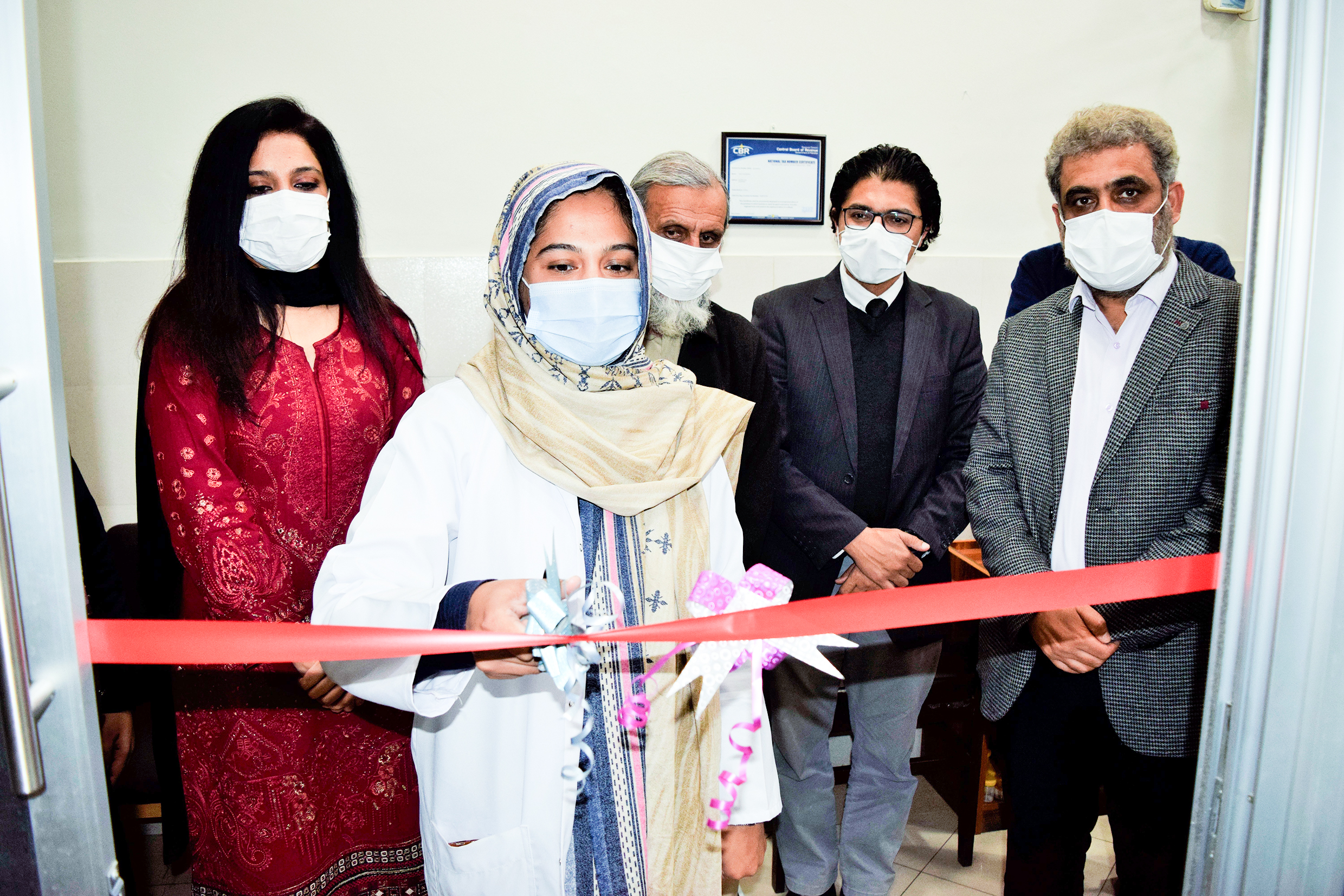 SIH Inaugurated Outreach OPD Clinics at Lab Collection Points 1-min