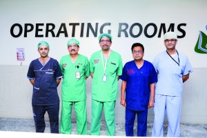 First Minimally Invasive CARDIAC SURGERY (MICS) at Shifa International Hospital, Islamabad