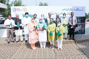 Pakistan Independence Day – Flag Hoisting Ceremony Held at SIH