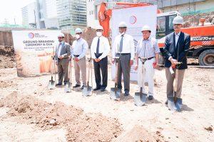 Construction Work for Shifa Medical Center Islamabad, Kicks Off