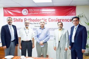 First Shifa Orthodontic Conference 2021