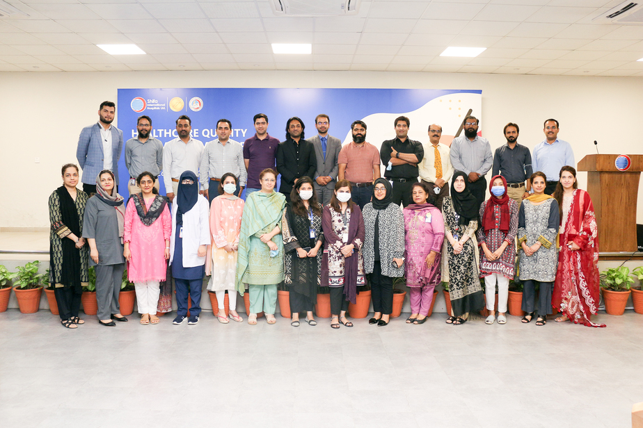 Healthcare Quality & Administration Program (HQAP) Conducted By SIH